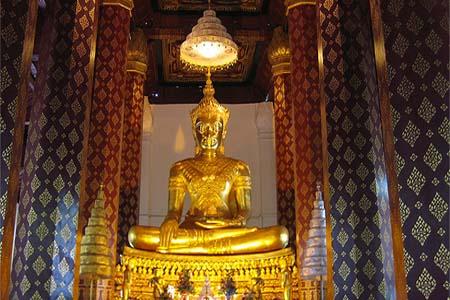 Thailand Amulets, Buddha amulet from Thailand